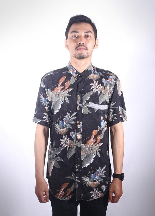 #ClothingCompany #Solo #Indonesia #HOOFDawesome  30113.46 SUMMER BLACK  IDR: 185K