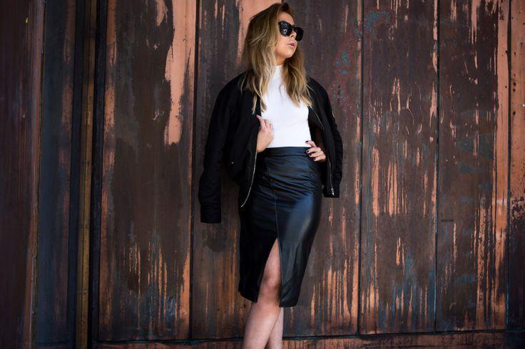 Alexa Dagmar / Arleen Skirt / Twist & Tango Fall/Winter 2015 / http://twisttango.com