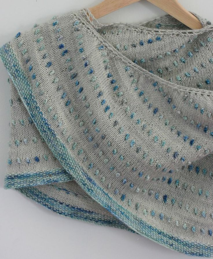 Is Knitting Or Crocheting Easier : Best images about shawls and scarves on pinterest