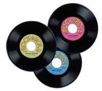 Records.Plastic Records, Decor Ideas, 50 S Parties, Birthday Parties, 16Th Birthday, 50S, Newkidz Theme, Music Birthday, Hop Parties