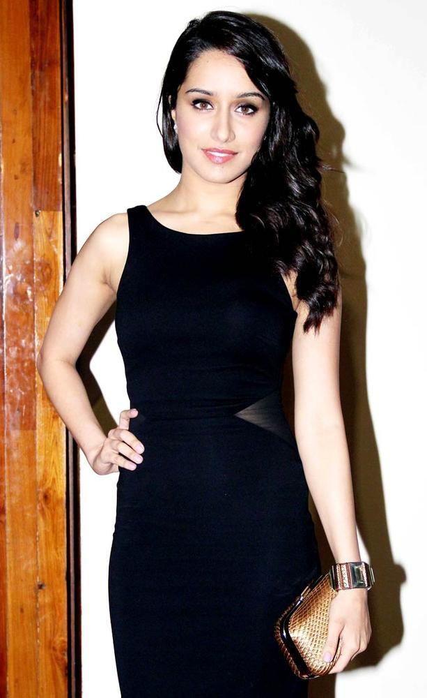 Shraddha Kapoor at the 'Aashiqui 2' success bash #Bollywood #Fashion