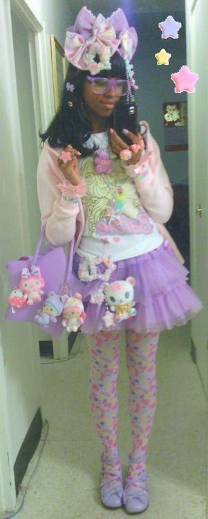 top kei kawaii fashion - photo #35