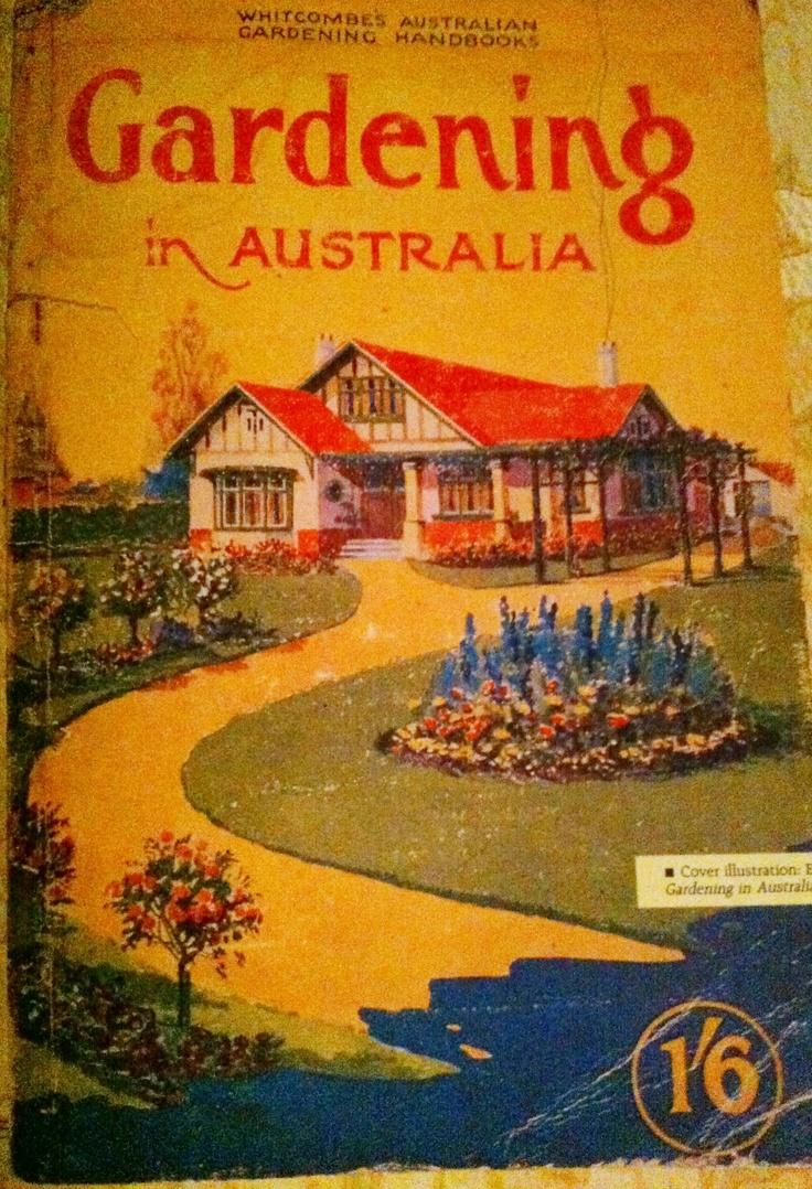 Vintage Gardening Magazine: Things Vintage, Vintage Book, Vintage Gardening, Vintage Advert Ish, Vintage Magazines Book, Vintage Gardens