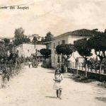 QUARRATA PONTE SOSPIRI 1910