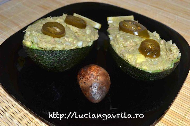 #Chilli #Tuna #Avocado