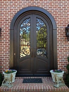 10 best images about front door ideas on pinterest for Front door arch design