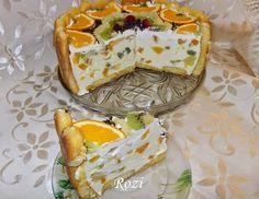 Diplomata torta, sütés nélkül - MindenegybenBlog
