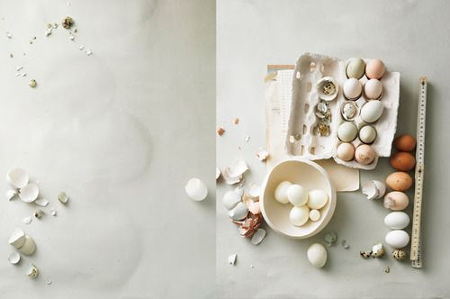 #huevos blancos #frescos #cocina