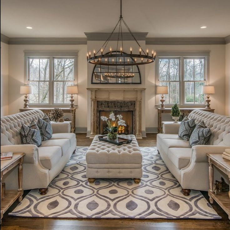 Living room with much cozy elegance 25