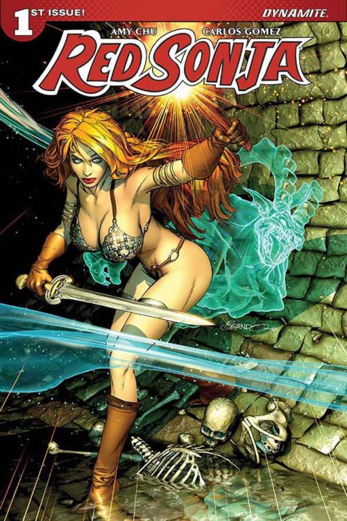 Red Sonja #1 Variant