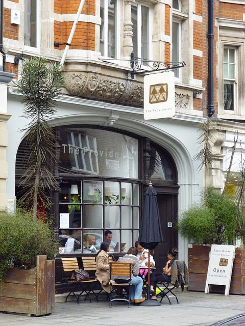 The Providores, Marleybone, London