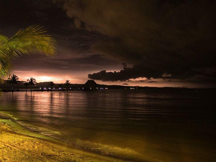 Amatique Bay, Izabal, Guatemala