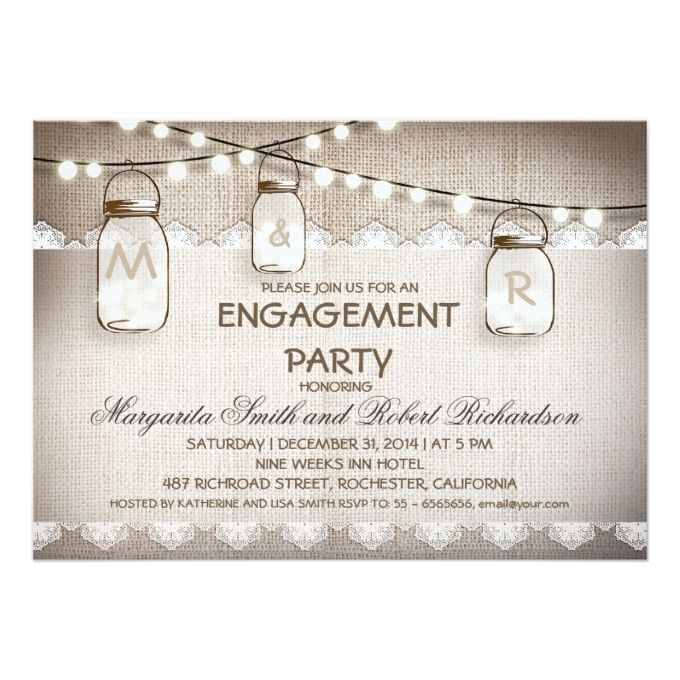 The 25+ best Engagement invitation cards ideas on Pinterest Navy - engagement invitation cards templates