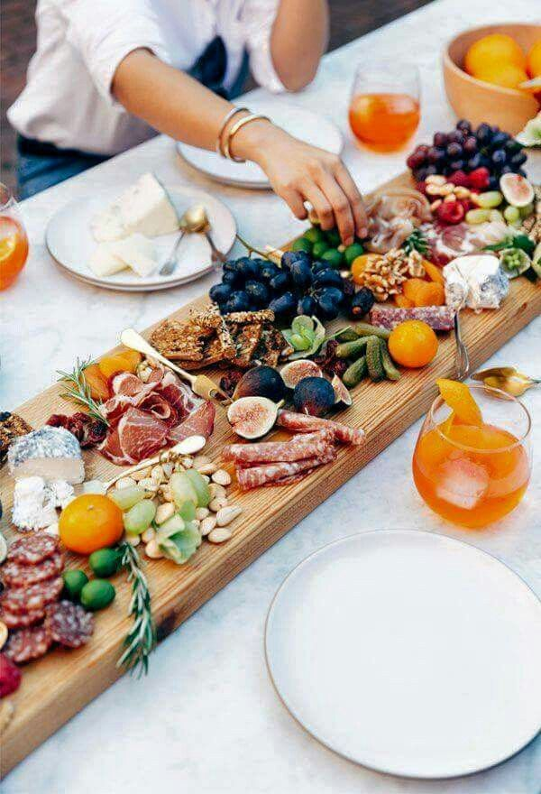 Entertaining and Appetizers ~
