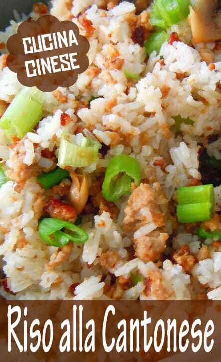 Ricetta di origine cinese oramai popolarissima anche in occidente (Italia compresa), il riso alla cantonese è un saporito piatto orientale proposto nei menù di molti ristoranti etnici, dove è sicuramente una delle pietanze più gettonate.