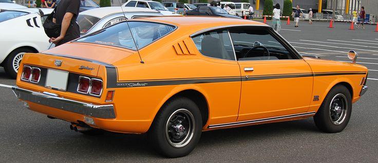 Mitsubishi Colt Galant GTO