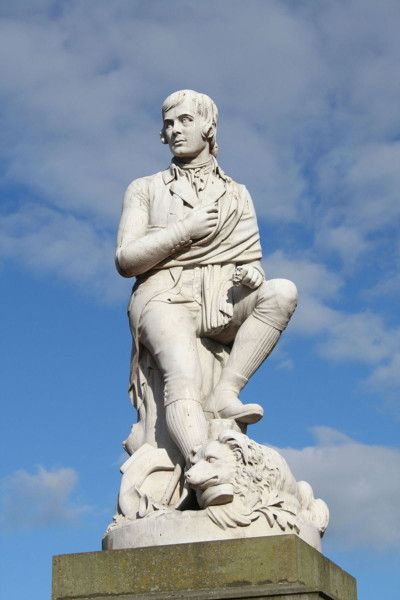 The history of Robert Burns statues around the world: With well over 60 statues dedicated to the Scots poet, Robert Burns is third in line after Christopher Columbus and Queen Victoria in the number of statues dedicated to a non-religious figure worldwide. Burns Statue, Dumfries. Image: Ron Waller