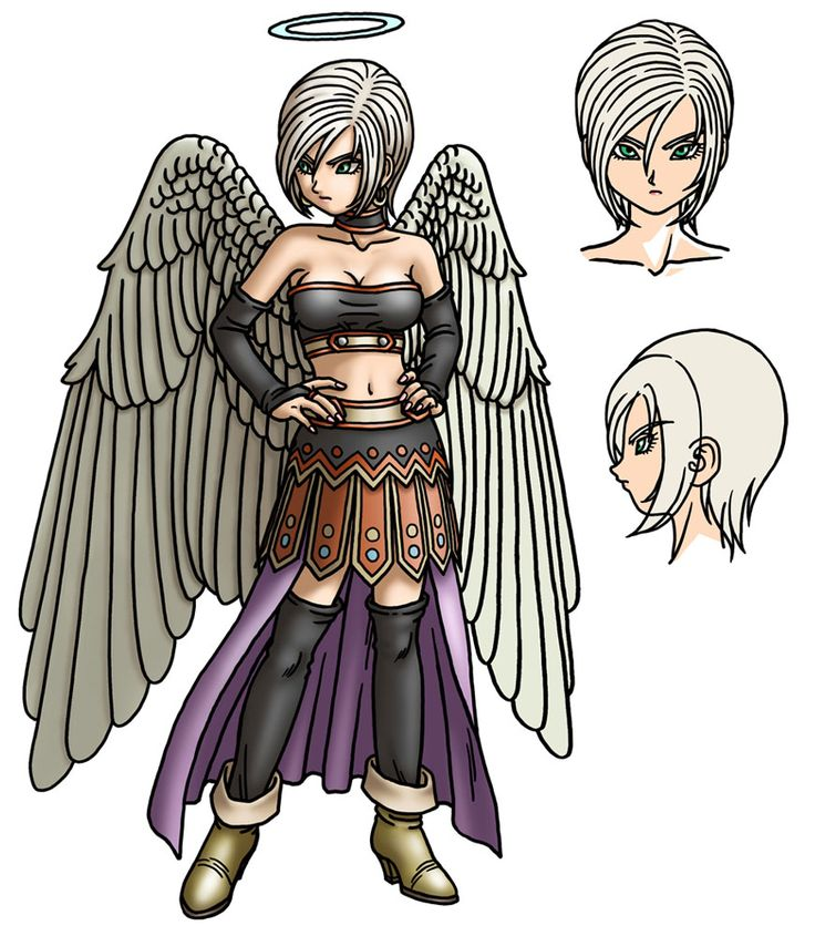 76 best dragon quest images on pinterest dragon quest dragons dragon quest ix sentinels of the starry skies art gallery containing characters concept art and promotional pictures aloadofball Choice Image