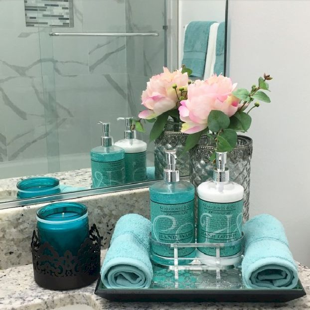 awesome 50 Cute and Adorable Mermaid Bathroom Decor Ideas https://homedecort.com/2017/05/cute-adorable-mermaid-bathroom-decor-ideas/