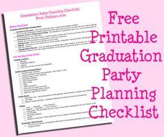 high school graduation party ideas | planning your graduation party celebrating your child s graduation is ...