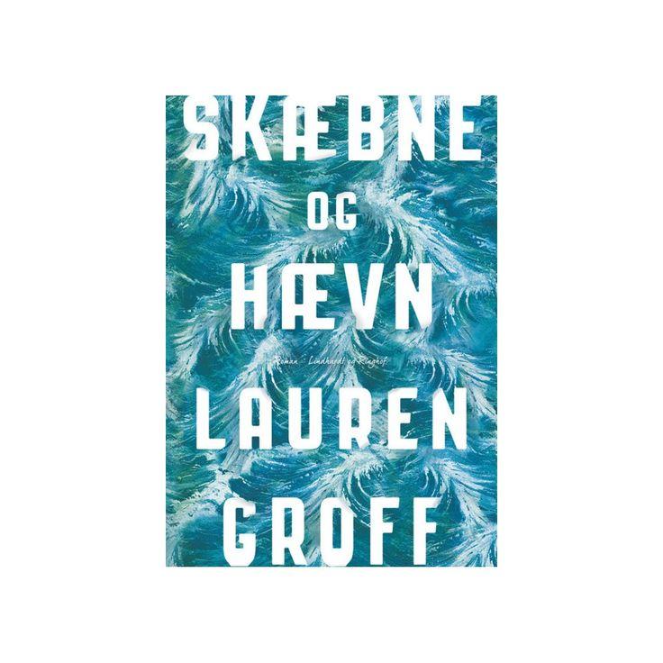 Skæbne og hævn - ISBN 9788711483923 skrevet af Lauren Groff