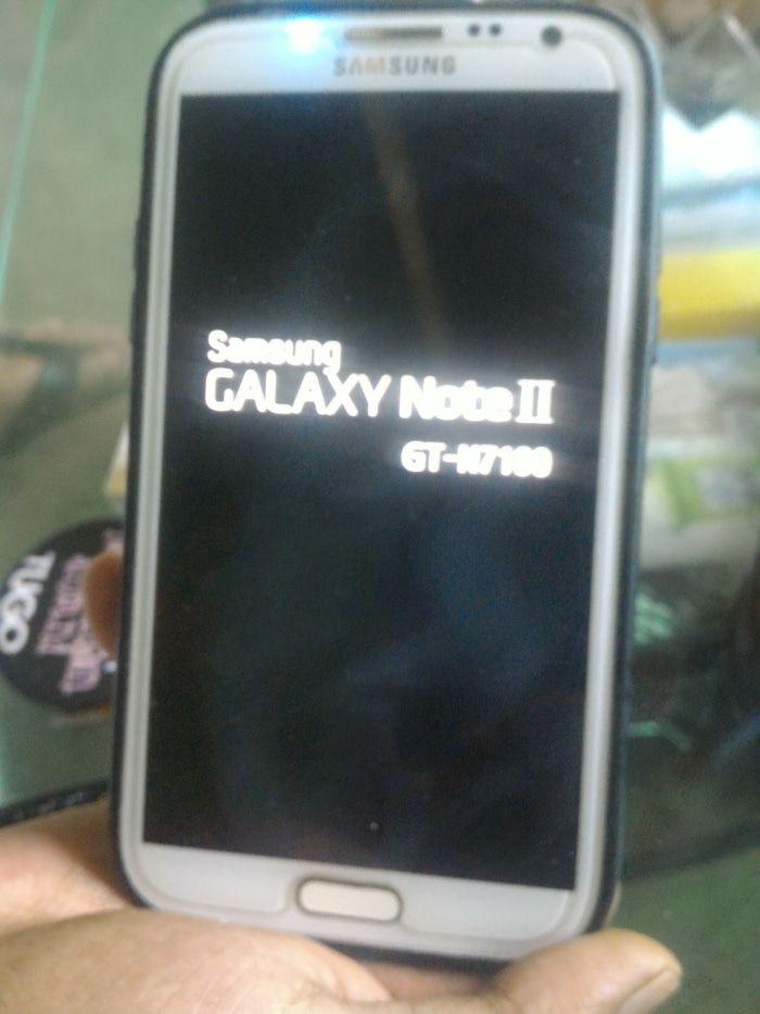 SAMSUNG GALAXY NOTE 2/NOTE II GT-N7100