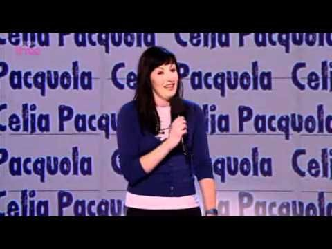 Celia Pacquola on Russell Howard's Good News