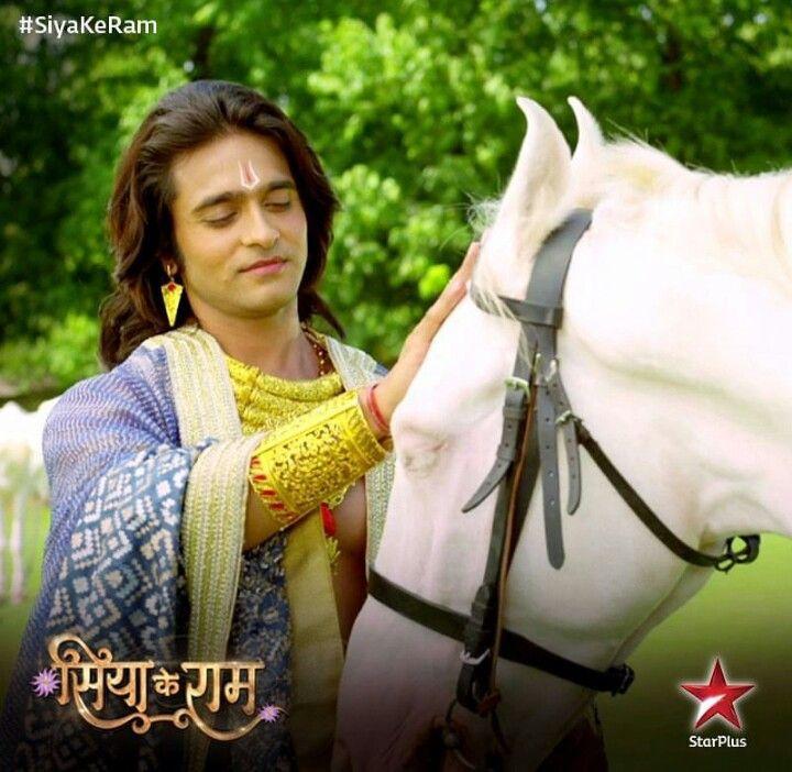 Lord Ram (Ashish Sharma) in Siya ke Ram