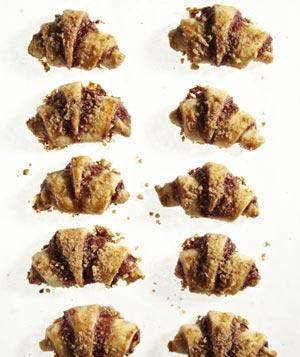 ... Rugelach | Recipe | Rugelach Recipe, Raspberries and Chocolate Chips