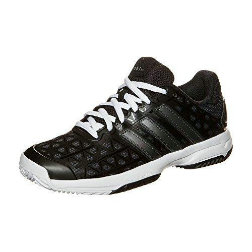 Barricade 2017 Boost, Chaussures de Tennis Homme, Noir (Core Black/Footwear White/EQT Yellow), 48 EUadidas