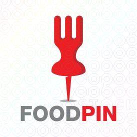 Food+Pin+logo