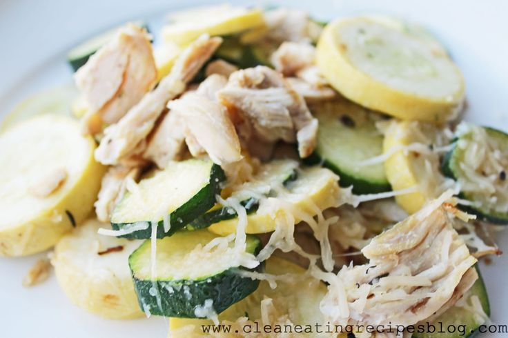Clean Eating Recipe – Chicken, Zucchini and Parmesan Melt | Weight Loss Meals and Recipes - Clean Eating Recipes #cleaneating #cleaneatingdiet #cleaneatingrecipes