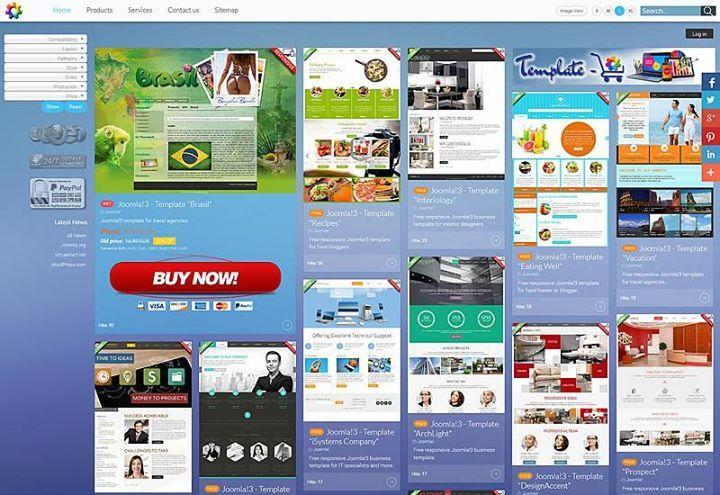 Project: www.Template-Store.eu
