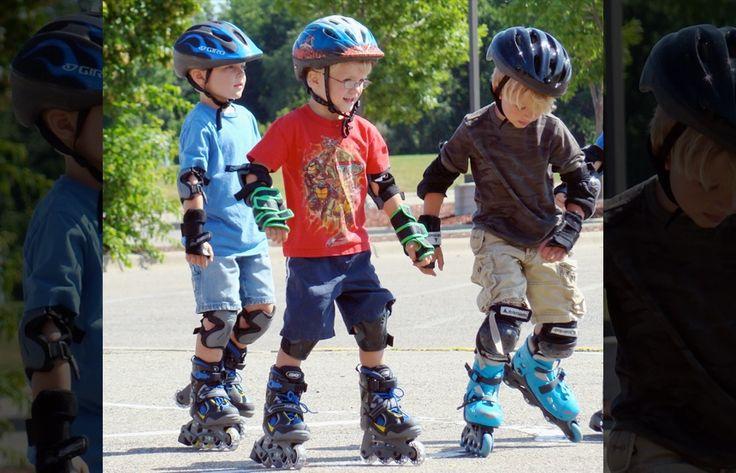 #Inline #Skating #Safefty Tips For #Kids