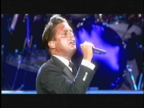 Luis Miguel: Voy a Apagar La Luz Para pensar en Ti, Medley Romances - YouTube