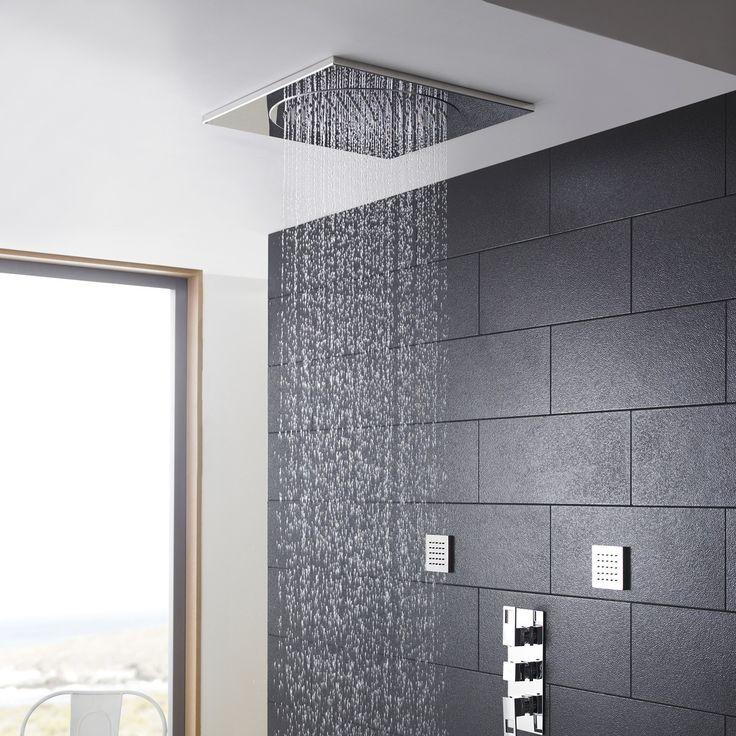 Bathroom Rain Shower Ideas 18 best bathroom images on pinterest | rain shower heads