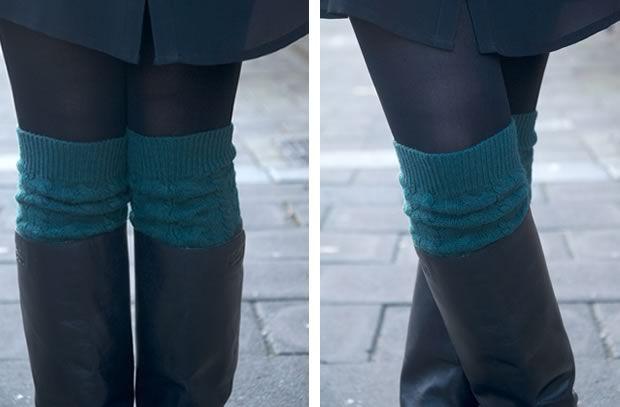DIY — De vraies chaussettes hautes en laine http://www.madmoizelle.com/diy-chaussettes-hautes-laine-225614