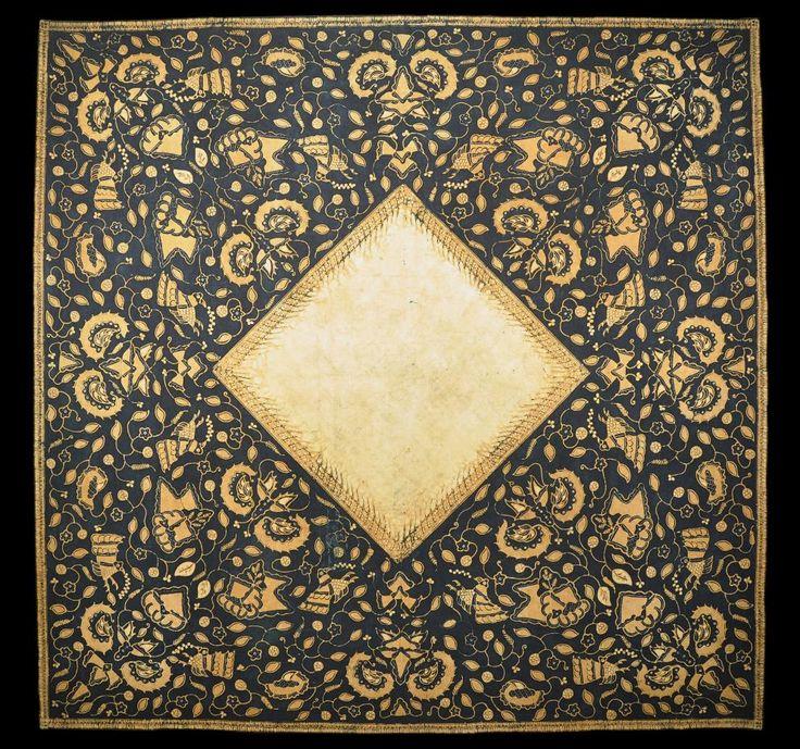 Javanese Indonesian Batik