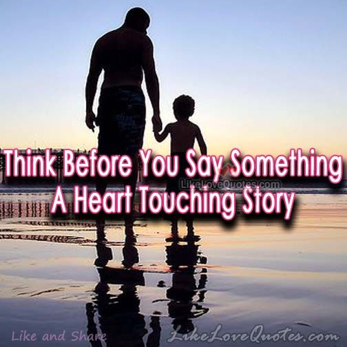 Think Before You Say Something Quotes: 122 Best Short Stories With Moral Images On Pinterest