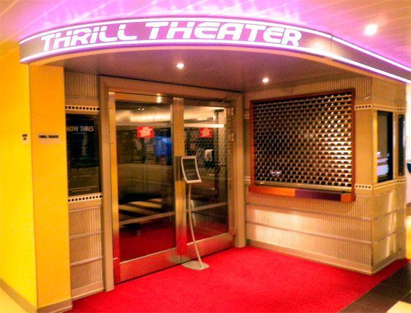 carnival breeze restaurants | Carnival Breeze Debuts New Venues, Updates Spaces | Travel Agent ...