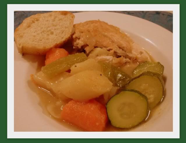 Mennonite Girls Can Cook: Chicken Zharkovia (Russian Peasant Stew)