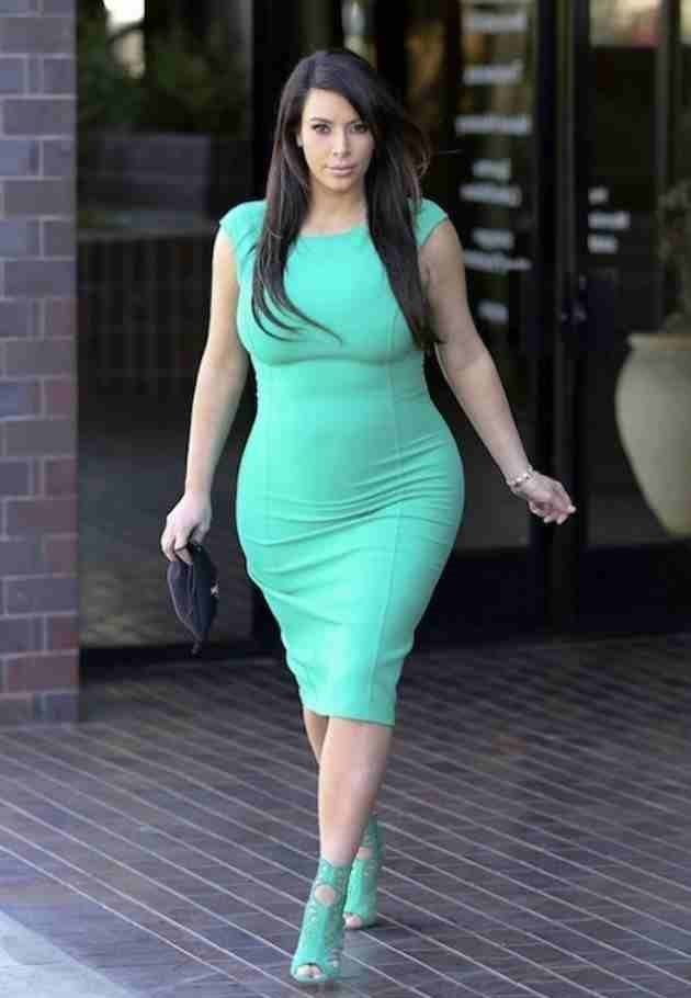 kim kardashian body 2016 | Kim Kardashian Height inches 2016 Weight Body…