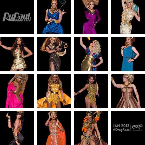 Rupauls Drag Race Season 5 Cast  Rupaul  Rpdr  Rpdras -4672