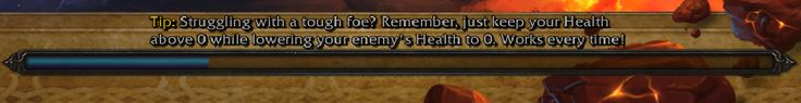 So that's what I've been doing wrong #worldofwarcraft #blizzard #Hearthstone #wow #Warcraft #BlizzardCS #gaming
