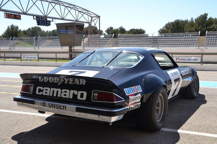 1974 Chevrolet Camaro - IROC Race Car   Classic Driver Market