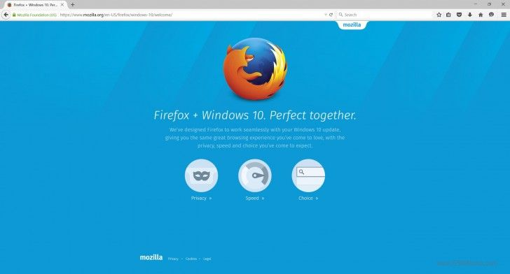 Firefox 40 released with support for Windows 10 #firefox40 #windows10 #technews #pricepan