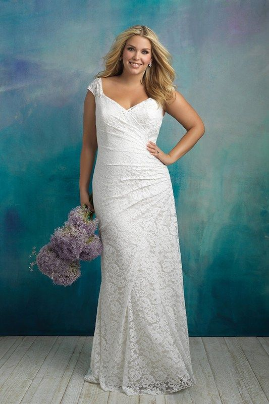 0c259802e9 W414 Allure Women Bridal Gown in 2019 | All dresses | Wedding ...
