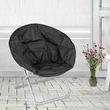 BN Large Outdoor Moon Chair Oval Roundabout Papasan Chair Great For Camping  Home