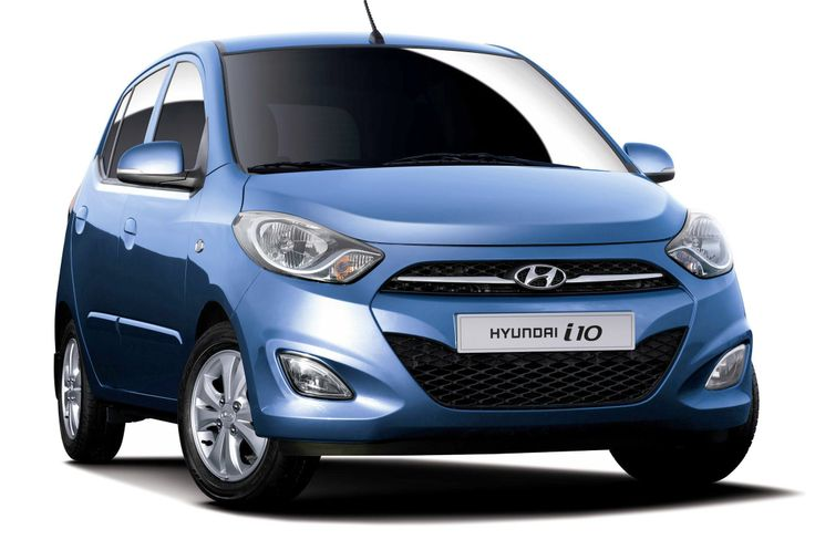 Hyundai I10  4/5 doors  air conditioned  manual transmission  radio cd  auto travel car hire on crete