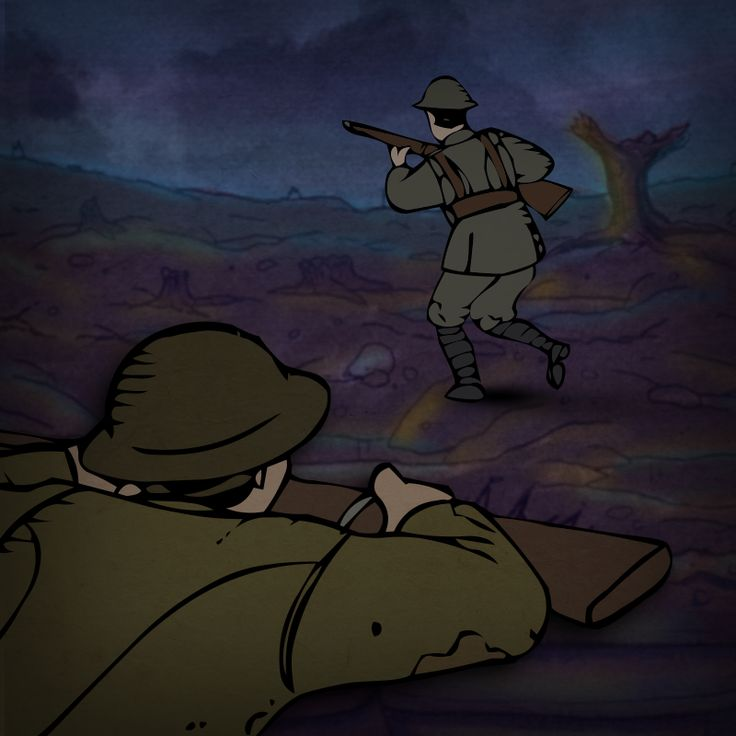 Over The Top – An Interactive Adventure - Remembrance Day Activity to go with journal of what Remembrance Day Means to Them...